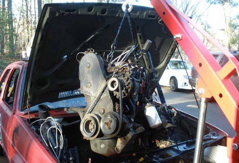 Adventures in LeMons Engine Swaps: VW Gets Honda, BMW Power
