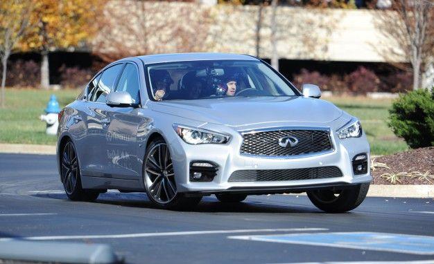 2014 infiniti q50s hybrid