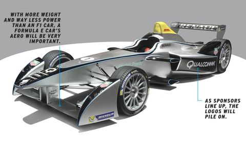 Everything You Need To Know About The Formula E