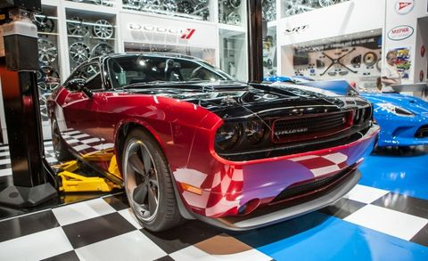 Dodge Re-Introduces Scat Pack Factory Stage Kits for 2014