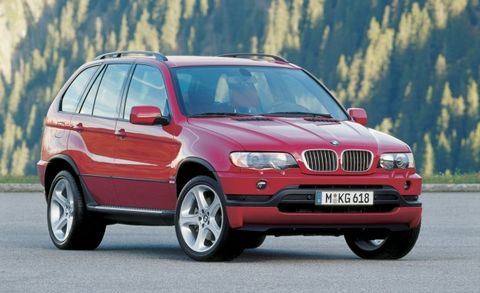 Detailing 15 Years of the BMW X5 – Feature – Car and Driver