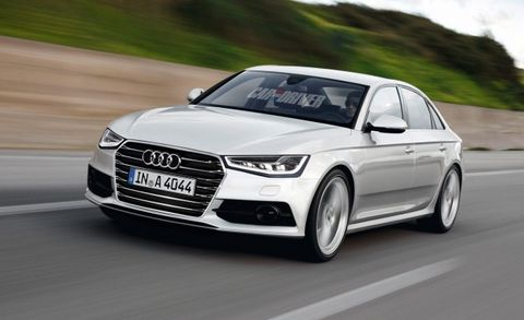 Next Audi A4 20l To Use Miller Cycle Combustion News Car And Driver
