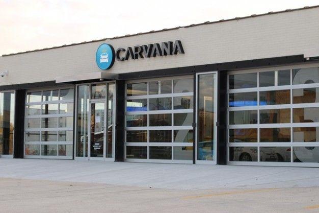 carvana storefront