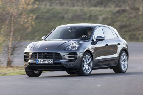 Seven Things You Need To Know About the 2015 Porsche Macan – News