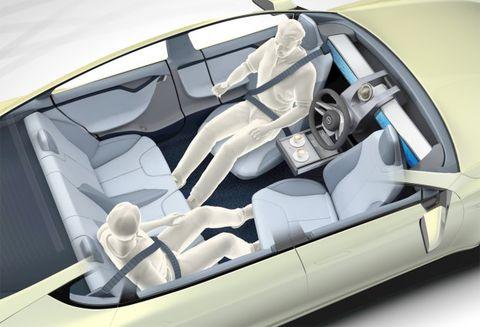 Awe Inspiring Not Even Flying Is Better Rinspeed Introduces Autonomous Interior Design Ideas Tzicisoteloinfo