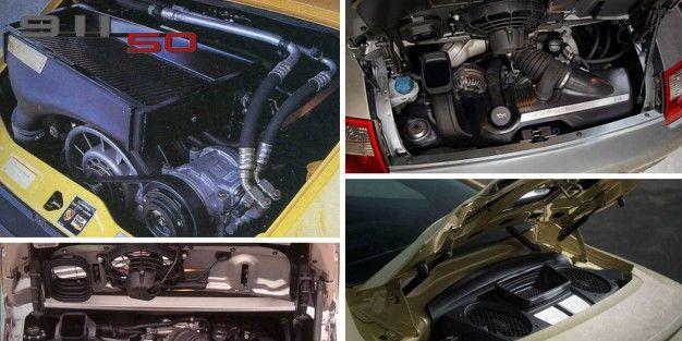 Flat Sixy: The Evolution of the Porsche 911 Engine | 1980s Porsche Engine Diagram |  | Car and Driver