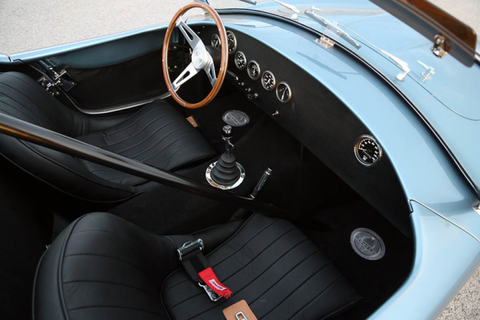 New Shelby 50th Anniversary Cobra 289 – News – Car and Driver