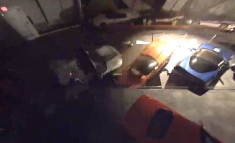 Watch Video of the Museum Sinkhole Swallowing Eight ...