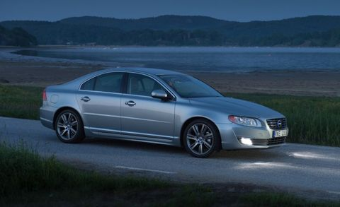 2015 Volvo S80 Gets 37 Mpg On The Highway Pricing Starts At 41 425