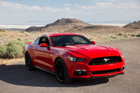 How Ford Snuck The 2015 Mustang Into Need For Speed