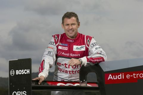 5 questions for nine time le mans winner and audi driver tom kristensen