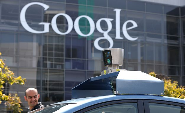 gm threatened by google self driving car