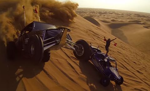 This Video Will Make You Want an 800-hp Dune Buggy – News