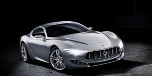 Hear Maserati's Alfieri Concept Make Glorious V-8 Noises—And Forget That the Real Version Won't Get a V-8