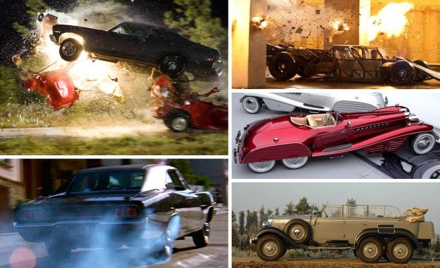 top 10 villain cars of all time evil on wheels