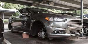 2014 Ford Fusion Titanium 2.0L EcoBoost AWD