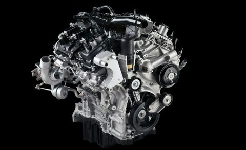2015 Ford F 150 2 7l Ecoboost Output Towing Announced News Car And Driver