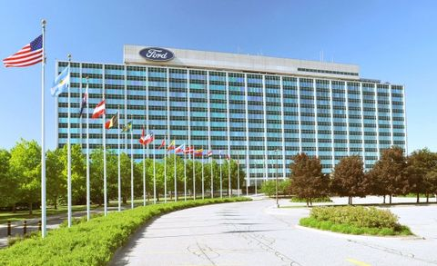 Ford HQ Searched by FBI After Engineer Allegedly Bugs Conference Rooms
