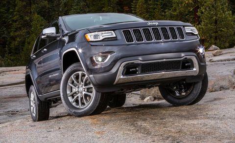 Chrysler Suvs Recalled For Catching Fire Under Investigation Still