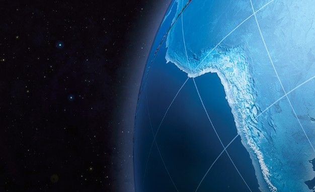 africa viewed from space