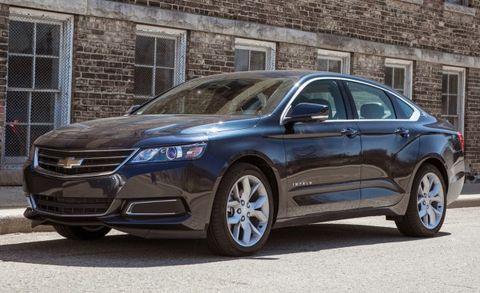 GM Recalls Impala, XTS for Braking Problems – News – Car and Driver