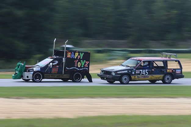 fast al and maximum overdrive at 24 hours of lemons