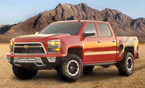 Chevy Reaper For Sale >> Lingenfelter Tuned Silverado Based Reaper Off Road Pickup To Be