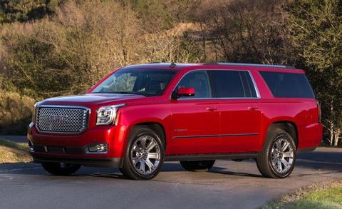 We Drive GM's Full-Size 2015 Pickups and SUVs with 8-Speed