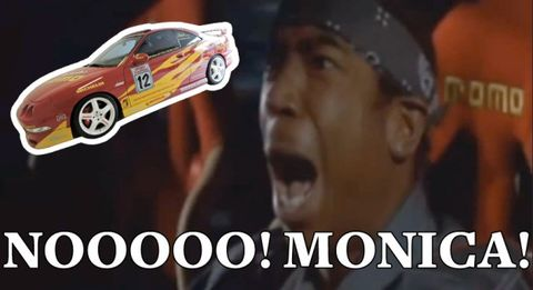 Ja Rule S Fast And The Furious Integra Is For Sale On Ebay News Car And Driver