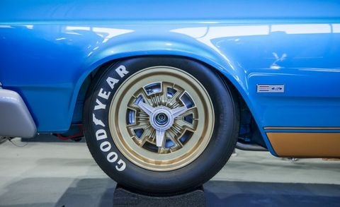 The Best Ford At Sema Is This 67 Fairlane 427 On Miura Wheels