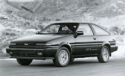 15 Classic Toyota Cars - Best Toyota Vehicles of All Time