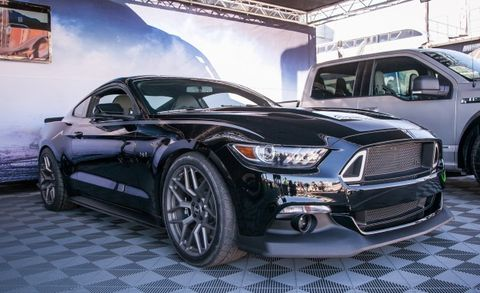 2015 Mustang Rtr >> 2015 Ford Mustang Rtr Revealed Looks Awesome News Car