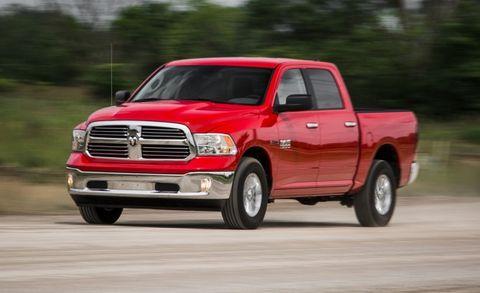 Diesel Emissions: FCA 2014-16 Trucks under Feds