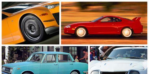 Tire, Wheel, Mode of transport, Land vehicle, Vehicle, Automotive design, Car, Classic car, Alloy wheel, Automotive parking light,