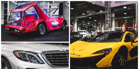 Austin Auto Show >> Forget Austin These 7 Outrageous Vehicles Are Keeping The L A Show