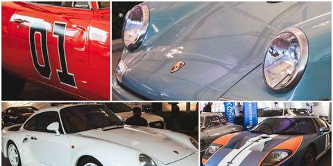 Vehicle, Automotive design, Automotive lighting, Automotive parking light, Classic car, Car, Headlamp, Hood, Fender, Alloy wheel,