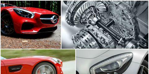 Motor vehicle, Automotive design, Mode of transport, Automotive lighting, Automotive exterior, Headlamp, Automotive wheel system, Automotive tire, Red, Automotive parking light,