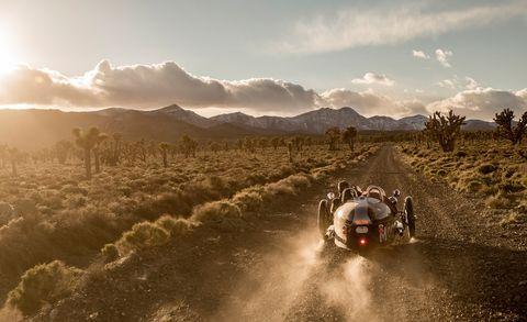 Highland, Mountain range, Terrain, Off-roading, Valley, Fell, Adventure, Evening, Adventure game, Ridge,