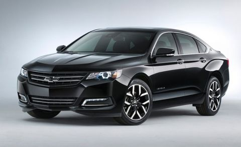 Batman As Middle Manager Chevy To Introduce Blacked Out Midnight Edition Impala