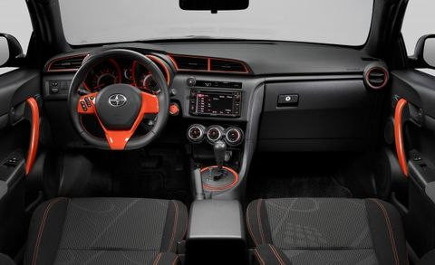 2017 Scion Tc Series 9 0