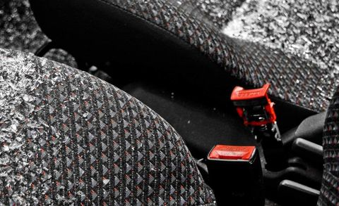 Carmine, Synthetic rubber,