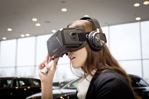 Audi Crams an Entire Dealership With Infinite Inventory Into a Virtual Reality Headset