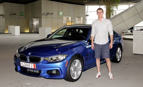 BMW European Delivery >> We Send Our Bmw Slappy To Europe To Pick Up His New Car