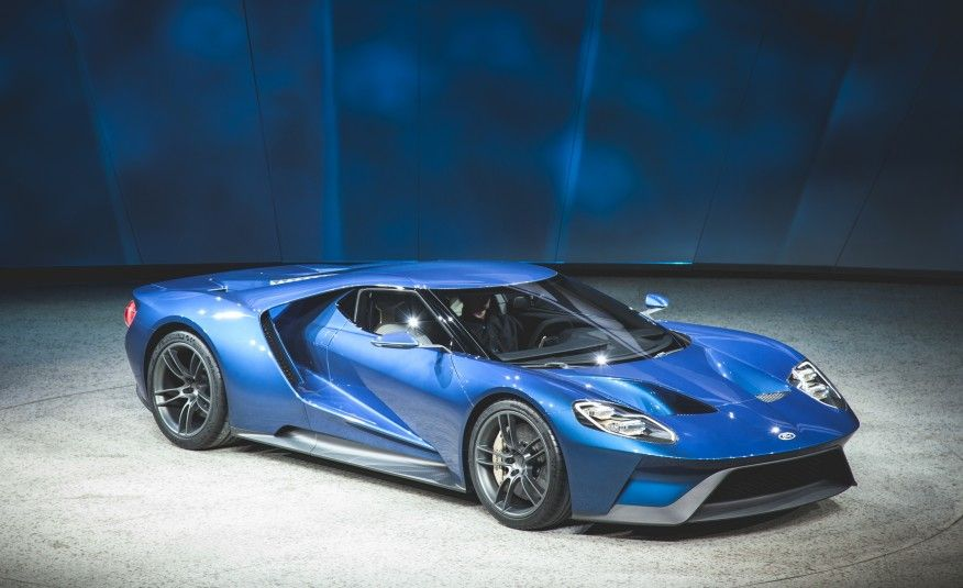 Hear the 2017 Ford GT Supercar Idle and Rev – News – Car and