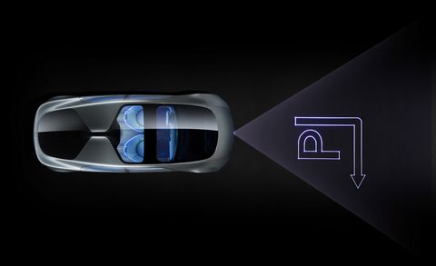 mercedes f015 autonomus vehicle