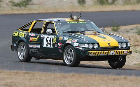 The Most Amazing 24 Hours of LeMons Race Cars of 2014 – News