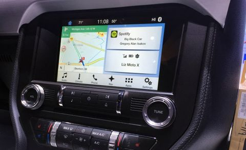 We Sample Ford's Sync 3 Interface and It Doesn't Suck – News