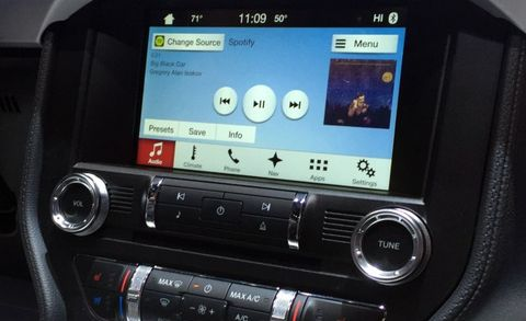 We Sample Ford S Sync 3 Interface And It Doesn T Suck News Car And Driver