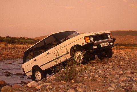 1993 Range Rover County
