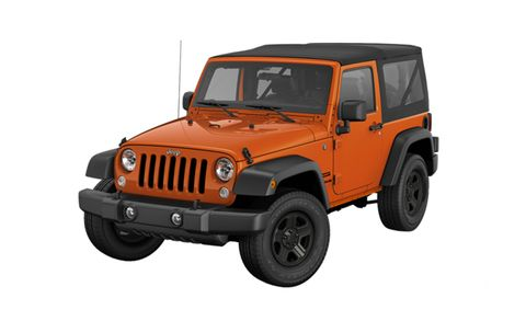 Jeep Connectivity Group >> How We D Spec It 2015 Jeep Wrangler Feature Car And Driver